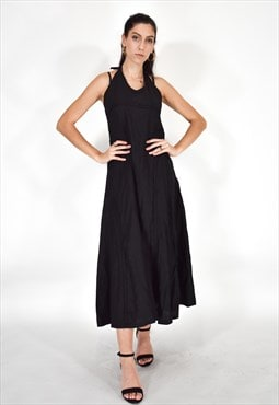 Calvin Klein Jeans  long black dress