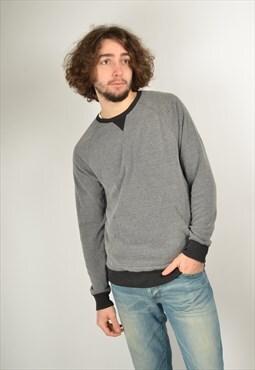 Vintage Levis Sweatshirt in Grey