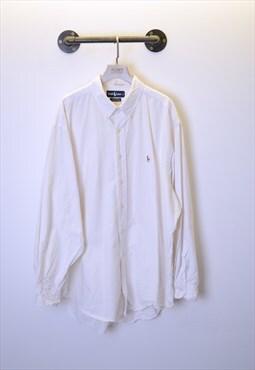 Cream Ralph Lauren Shirt RL9769