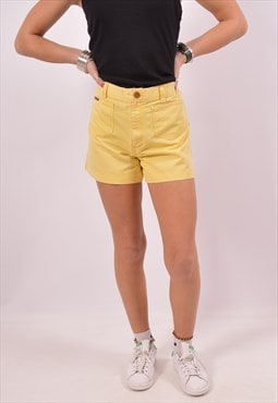 Vintage Calvin Klein Shorts Yellow