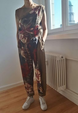 Gianni Versace Overall with Harem Pants from 70s/early 80s