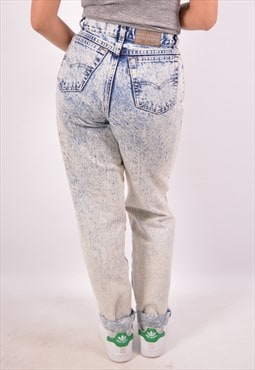 Vintage Levi's High Waist Jeans Blue