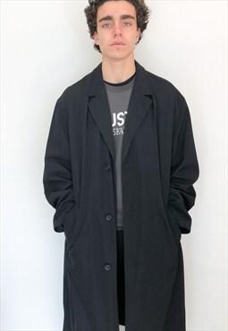 Vintage Hugo Boss raincoat