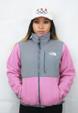 NORTH FACE WINTER FLEECE JACKET (1990'S)