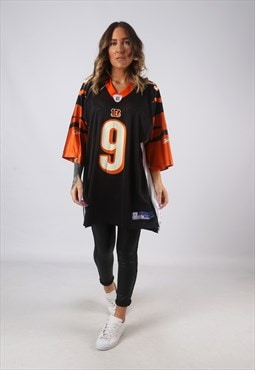 NFL Oversized T-Shirt Sport Jersey Top Football (CWBL)
