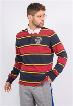 Abercrombie & Fitch Striped Rugby Shirt