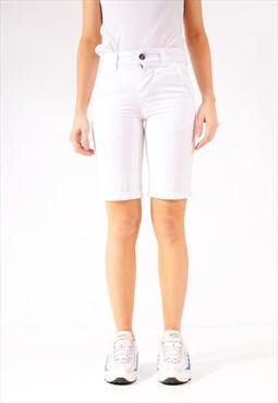 Vintage Tommy Hilfiger Shorts White