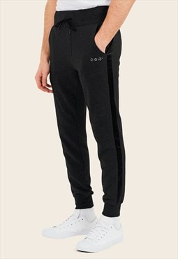 Black Tracksuit Bottoms