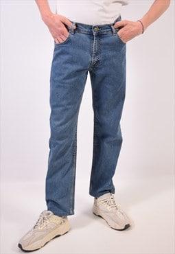 Vintage Lee Jeans Straight Blue