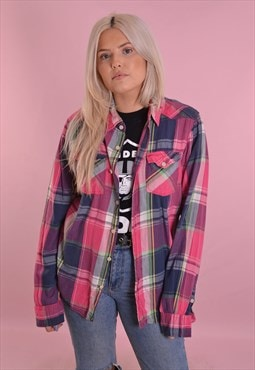Check Flannel Shirt GRS214