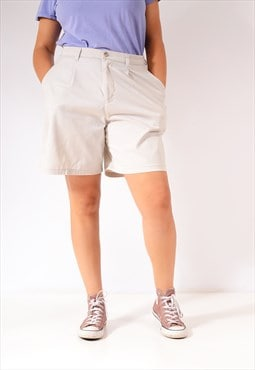 Vintage Lee Chino Shorts Beige