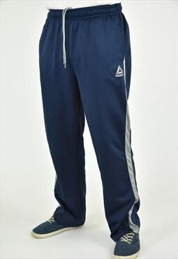 Vintage 90's Reebok Blue Casual Sweatpants Size XL