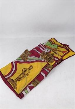 VINTAGE Brussels foulard