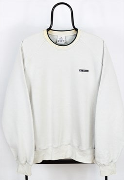 Adidas Sweatshirt Cream Medium