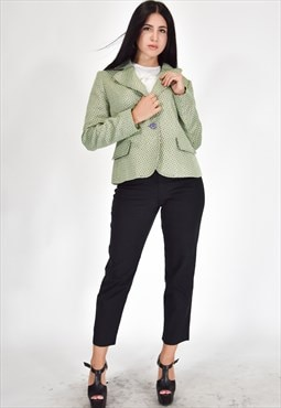 MOSCHINO CHEAP & CHIC Green Vintage Jacket