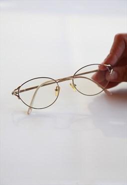 Vintage Brillen Studio Peters Titanium Eyewear. Germany