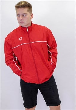 Vintage Nike Jacket in Red