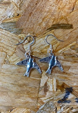 Bird Swallow Earrings