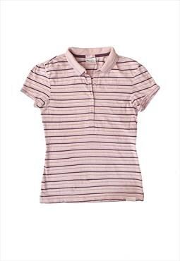 Vintage 90's Champion Polo Stripe T Shirt