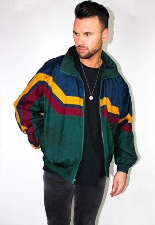 VINTAGE 90'S SHELL JACKET
