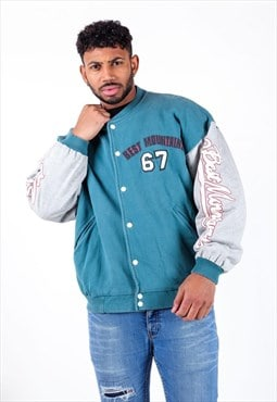 Vintage Varsity Jacket J2880