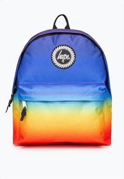 Hype rainbow fade backpack
