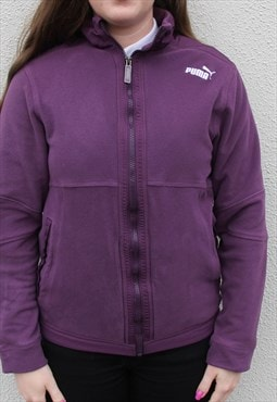 Vintage Puma Fleece Size Women's S/M