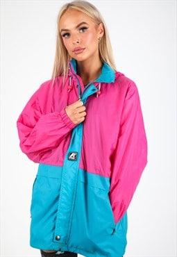 Vintage K-Way Windbreaker Jacket J384