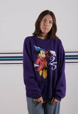 DISNEY WORLD SWEATSHIRT