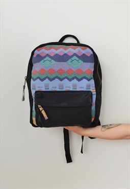 Beyond Retro Label 90s Sport Dome Backpack