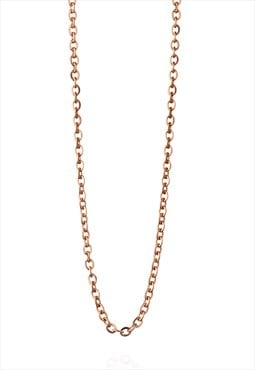 Long Basic Chain, Rose Gold