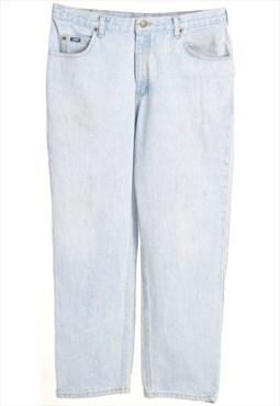 1990s Light Wash Lee Jeans - W34