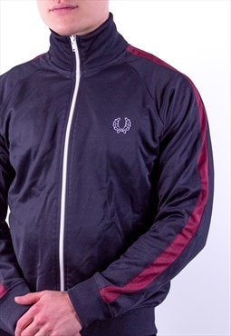 Vintage Fred Perry Jacket in Black