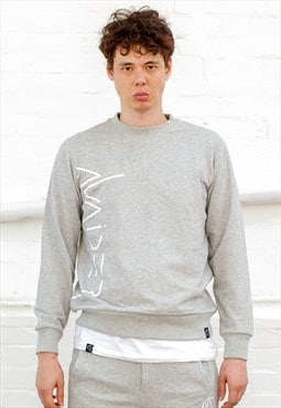 Rumble Sweater - Grey