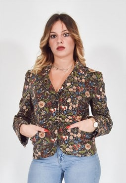 MOSCHINO CHEAPANDCHIC Multicolor Short Jacket