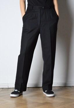 Vintage 90s Black Pants