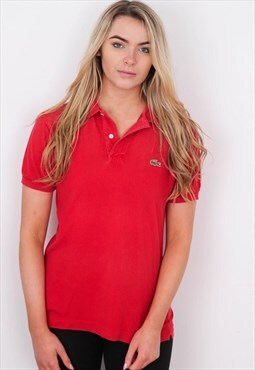 Vintage Lacoste  polo shirt CVL60
