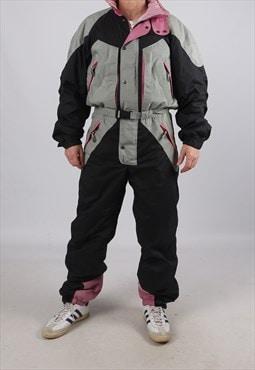 """Vintage K2 Full Ski Suit Snow Sports M / L 42"""" (HB1I)"""