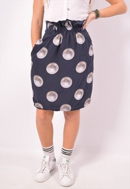 Vintage Moschino Skirt Blue