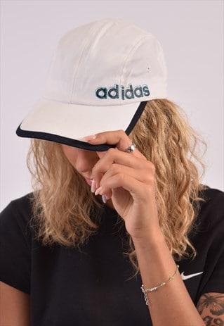 VINTAGE ADIDAS CAP WHITE