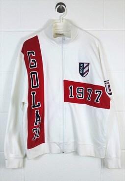 Vintage Gola Light Jacket White