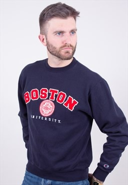 Vintage Sweatshirt Boston Champion