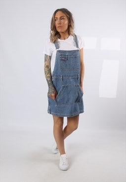 Denim Dungarees Skorts ROUTE 66 Shorts Skirt UK 14 (H7BL)