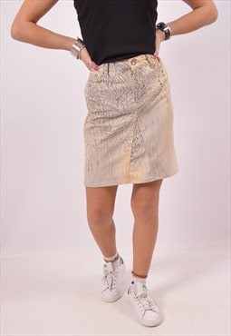 Vintage Just Cavalli Denim Skirt Multi