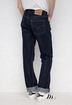 Vintage Blue LEVI'S 555 Fit Denim Jeans