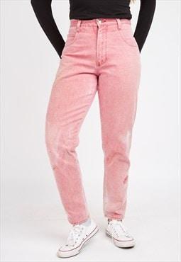 Vintage Red Laura Biagotti Jeans
