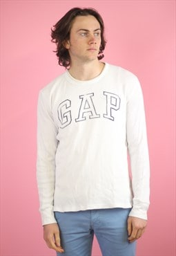 Vintage Gap White sweatshirt