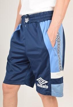 Vintage Umbro Pro Training Shorts Size L (2998)