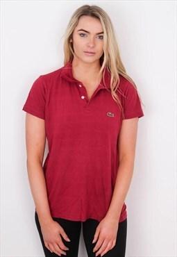 Vintage Lacoste  polo shirt CV47