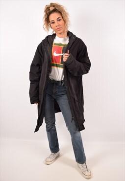 Vintage Sergio Tacchini Padded Jacket Black